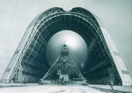 """""""Moffett Field, Then and Now"""" is topic of library talk on Jan. 29"""