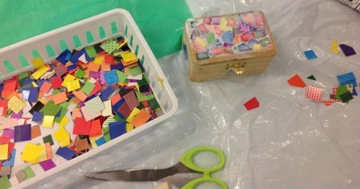 Post image for Make mosaic boxes at Menlo Park Library on Jan. 23