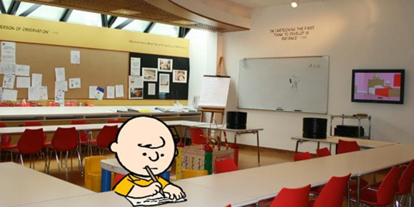 Post image for Kids grades 3-6 can learn about cartooning on Feb. 15