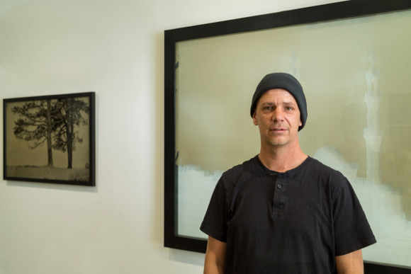 Artist Ian Ruhter brings his Color Field project to Art Ventures Gallery