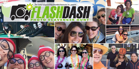 Post image for The Junior League of Palo Alto•Mid Peninsula hosts 3rd Annual FLASHDASH photo scavenger hunt