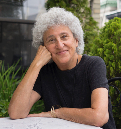 Post image for Changemakers: Dr. Marion Nestle and her favorite arugula salad (part 1)