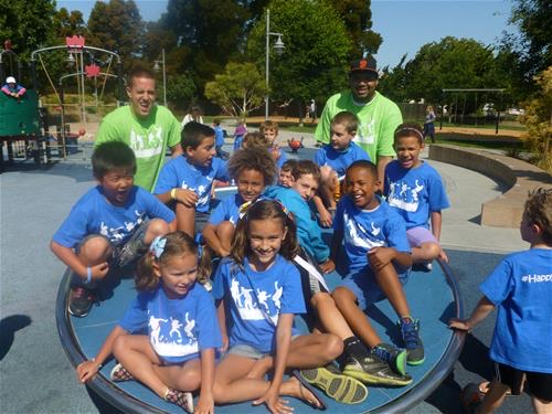 Post image for Learn about Menlo Park's city-run summer camps on March 2 at at Arrillaga Family Recreation Center