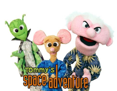 "Post image for Puppet Art Theatre's ""Tommy's Space Adventure"" comes to Menlo Park on Thursday, March 22"