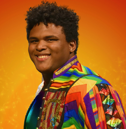 "Post image for The lead role in ""Joseph and the Amazing Technicolor Coat"" is just one of Wesley Barker-Mouton's many accomplishments"