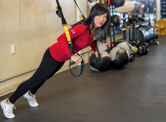 Post image for Yuhui Chen brings her passion for fitness to Menlo Park