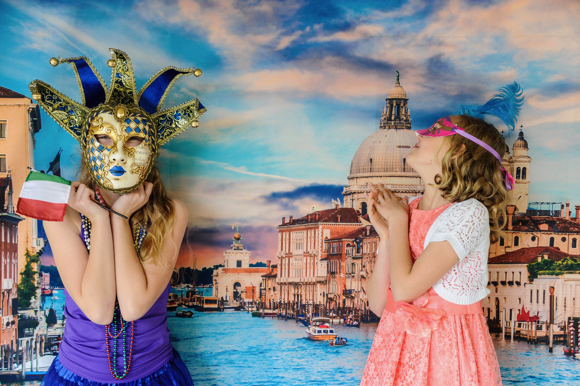 Post image for It's all about Italy at Encinal's Cultural Arts Day in 2018