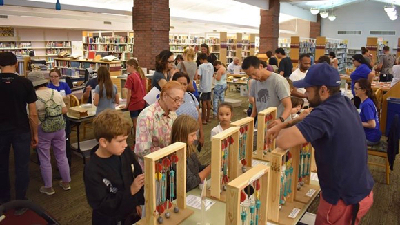 Science Night returns to Menlo Park Library on Sept. 27