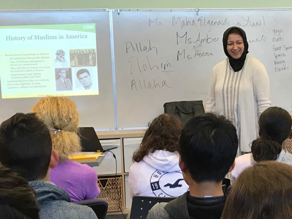 "Post image for ""Islamophobia and its Impact"" is topic at Menlo Park Library on April 24"