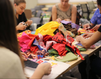Post image for Young Artivists: the Social Justice Sewing Academy visits on April 18