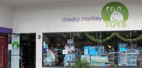 Post image for Come join Cheeky Monkey Toys, and celebrate at two upcoming events