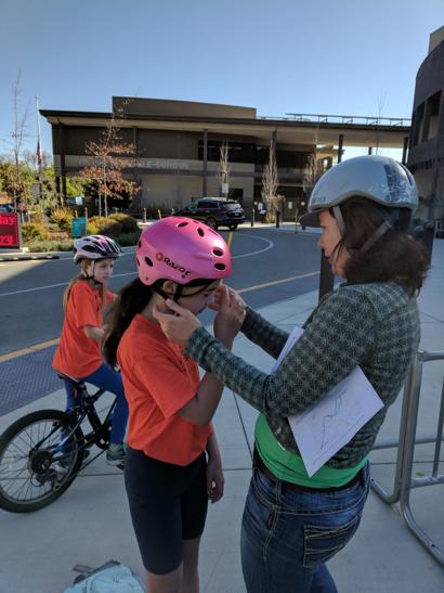 Bike Education Adventure debuts last weekend in Menlo Park