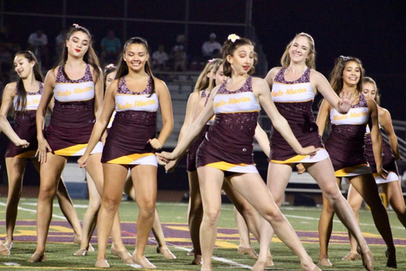 Five seniors perform for final time at M-A Dance Team Show & Fundraiser