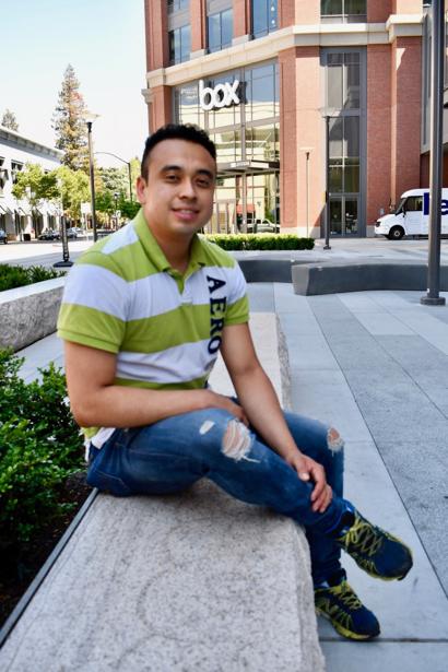 Upward Scholars celebrates its students – like Antonio Garcia – at event at Holbrook Palmer Park