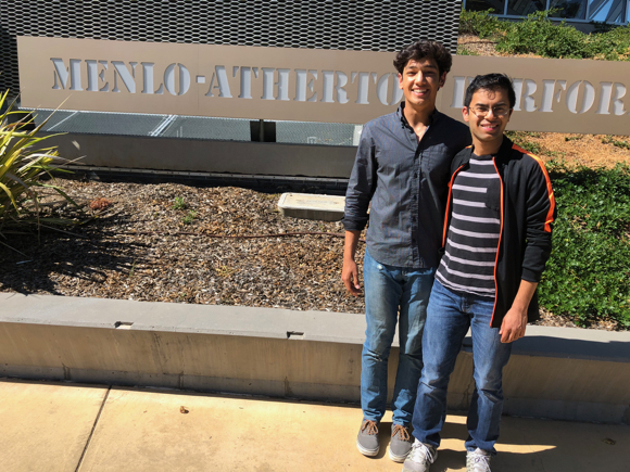Post image for Two Menlo-Atherton High School seniors win National Merit scholarships