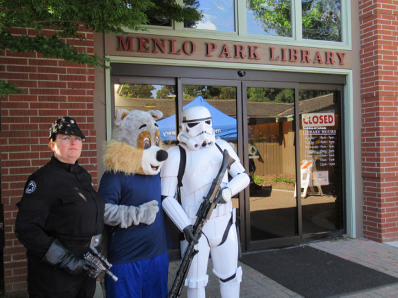 Post image for Comic Con returns to the Menlo Park Library on May 19