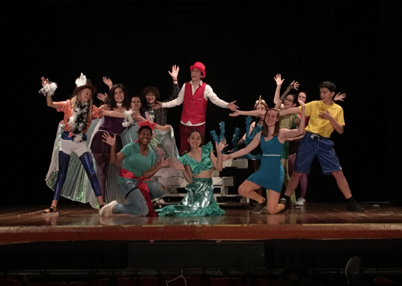 Post image for Grab Bag Theater presents The Little Mermaid