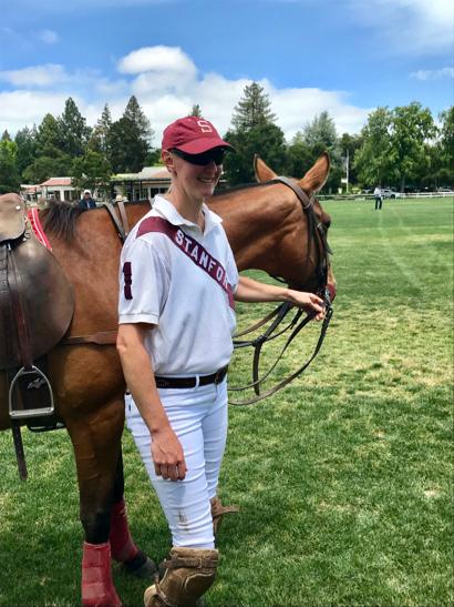 Inaugural Jordan Cup Benefit Polo Match held at Menlo Circus Club today
