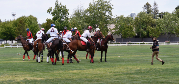 Post image for Inaugural Jordan Cup Benefit Polo Match held at Menlo Circus Club today