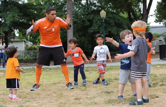 Local Soccer Shots hosting Fun Fest at Nealon Park on June 2