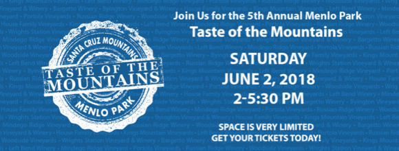 Post image for 5th Annual Taste of the Mountains Wine Walk set for June 2