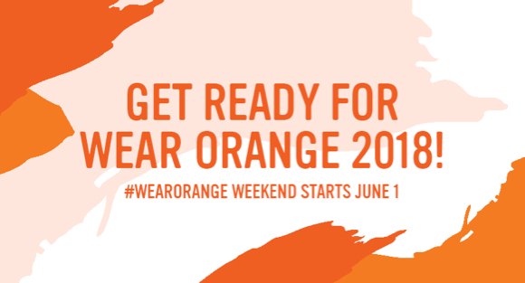 Cafe Zoë is inviting locals to wear orange on June 2