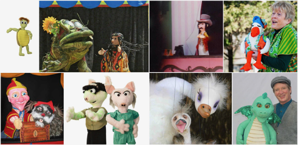 Menlo Park Belle Haven Library hosts first ever Puppetry Festival