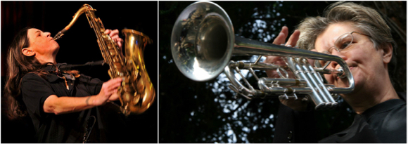 """Post image for """"Women Instrumentalists in Jazz & Blues"""" is June 4 topic at Menlo Park Library"""