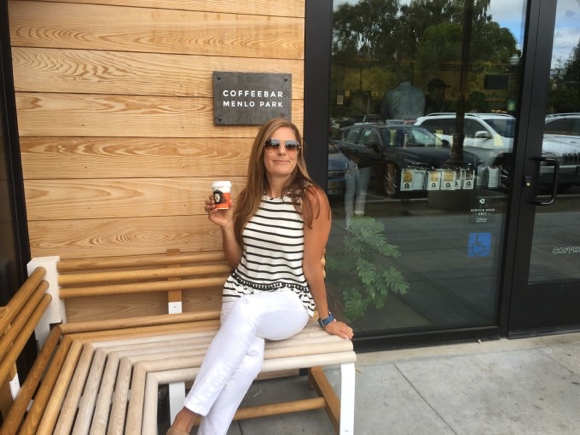 Coffebar is a welcome addition on Chestnut St. in downtown Menlo Park