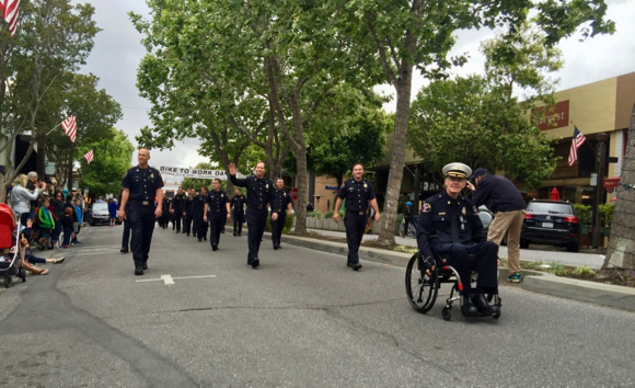 Menlo Fire Station 6 opens – Chief's contract renewed for three years