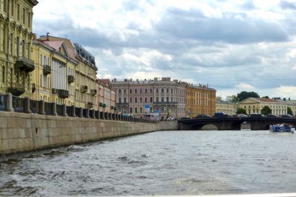 M-A student gets a taste of Russian life during a visit to Saint Petersburg