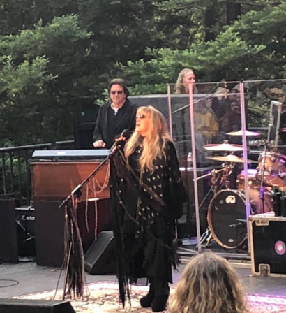 """Spotted: Stevie Nicks """"coming home"""" to the Peninsula"""