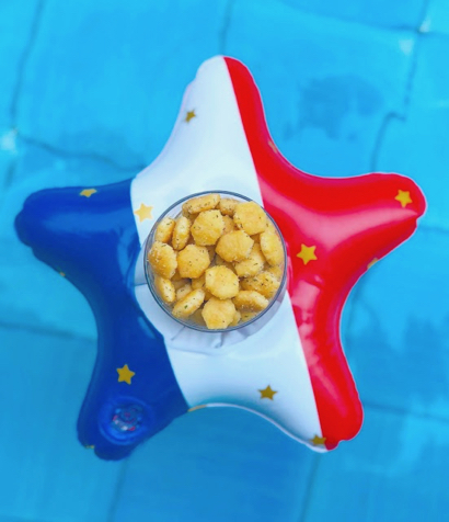Celebrate the 4th of July with Aunt Nita's Dilly Crackers