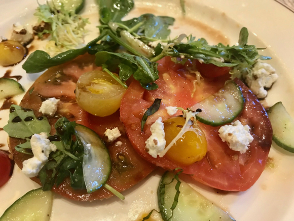 Sunday Suppers are attractive offering at Left Bank Menlo Park this summer