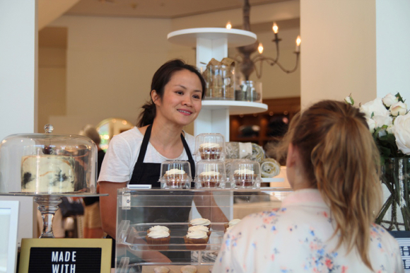 "Post image for Melody Hu launches Petit Bakery with Asian mochi the ""secret sauce"""
