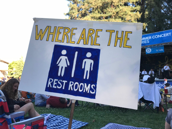 Post image for Spotted: Campaign to bring restrooms to Fremont Park