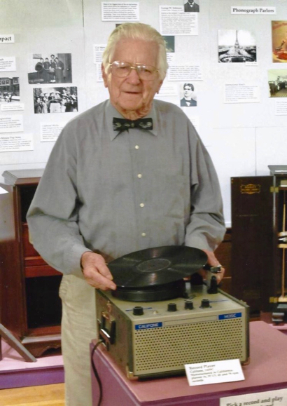 Post image for Learn how 78 rpm records changed popular music on Aug. 27