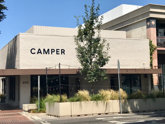 Post image for Much anticipated Camper opens in Menlo Park