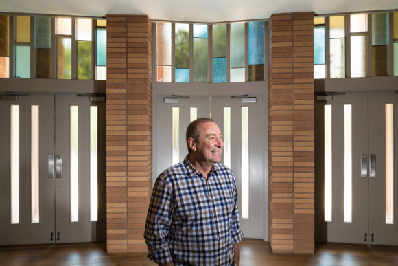 Post image for Charley Scandlyn is pastor of New Community Church in Menlo Park