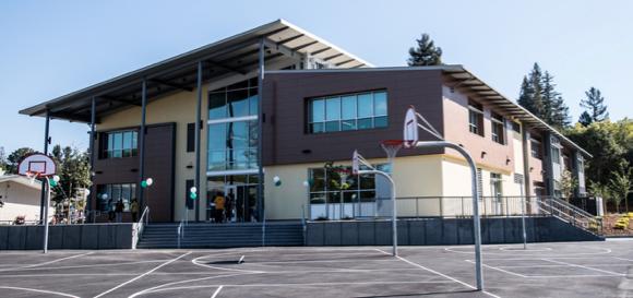 Post image for New two story, 21-classroom building debuts at La Entrada School in Menlo Park