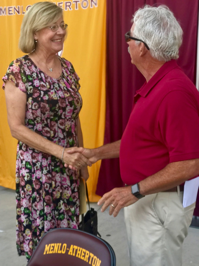 Post image for 2018 Menlo-Atherton High School Athletic Hall of Fame inductees announced