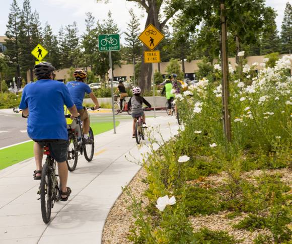 Post image for Ride the interim Peninsula Bikeway on Saturday, Sept.8