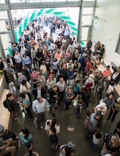 New two story, 21-classroom building debuts at La Entrada School in Menlo Park