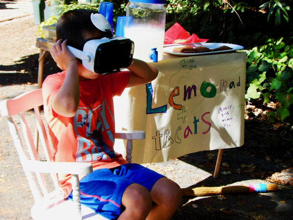Menlo Oaks first neighborhood-wide yard sale a big success