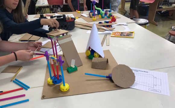 Post image for Hillview School sixth graders get a lesson in creating Magical Bridge playground