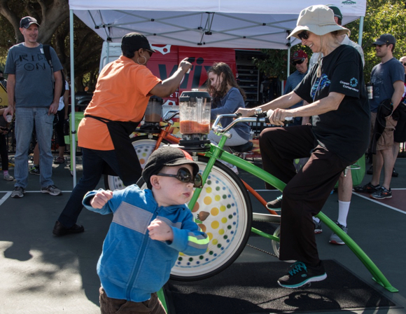 Post image for Peninsula Bikeway launch event proves fun for everyone