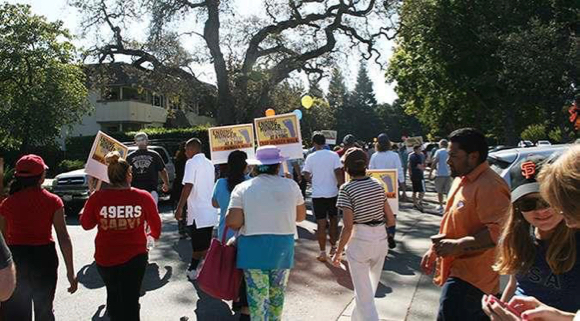 Post image for Peninsula CROP Hunger Walk takes place in Menlo Park on Oct. 7
