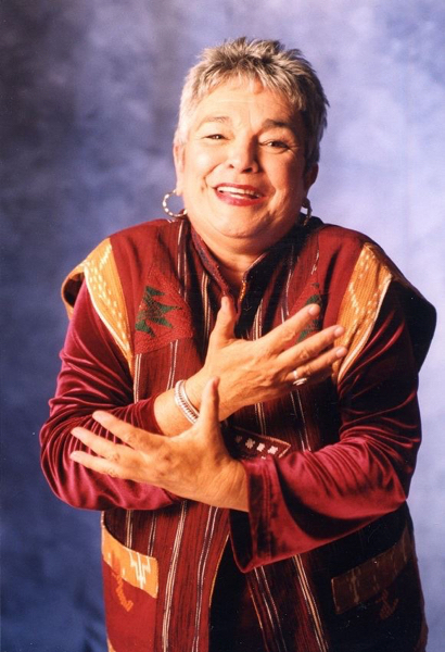 Post image for Storyteller Olga Loya: Love and Ghost Stories from South of the Border on Oct. 23