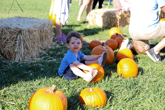 Post image for Kids have fun at St. Raymond Pumpkin Festival
