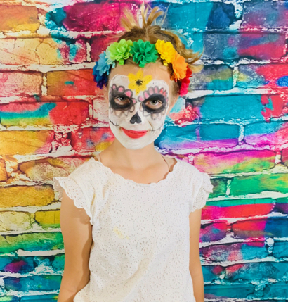 Post image for Encinal School celebrates Day of the Dead